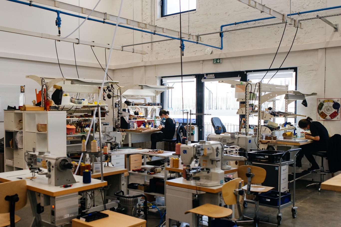 Inside Moynat's Workshop in Paris