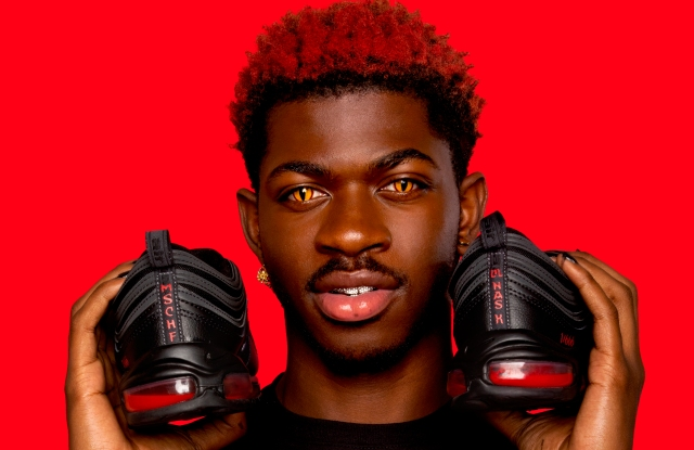 Lil Nas X Nike 'Satan Shoe' With Human Blood Causes Social Media Backlash