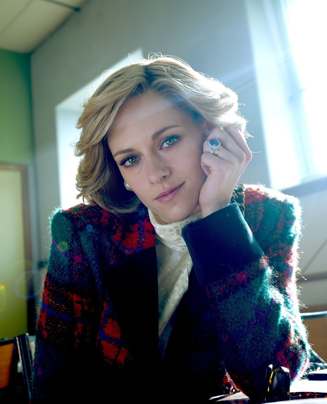 Kristen Stewart as Princess Diana in 'Spencer' Film