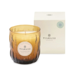 thucassi spring candle, saks friends and family sale