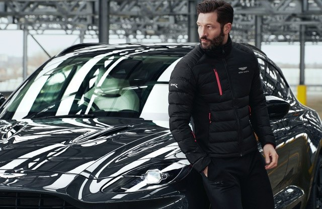 Hackett has inked a deal to dress the drivers and wider Aston Martin F1 team for off-track engagements.