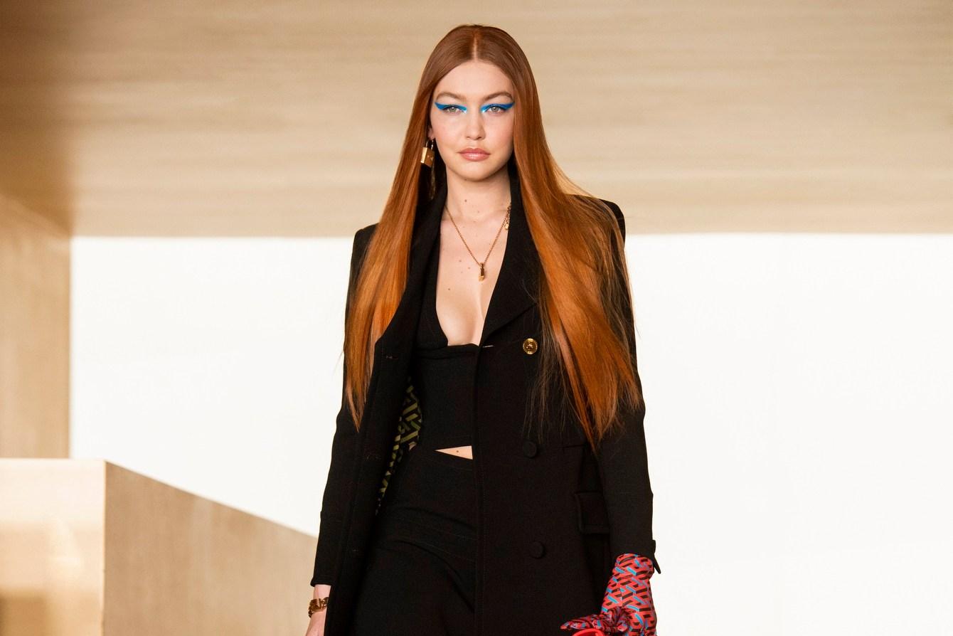 Versace RTW Fall 2021