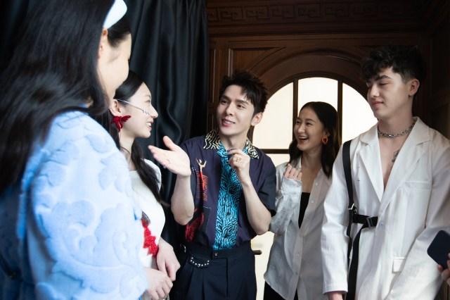 Shanghai Fashion Week Austin Li x Tmall