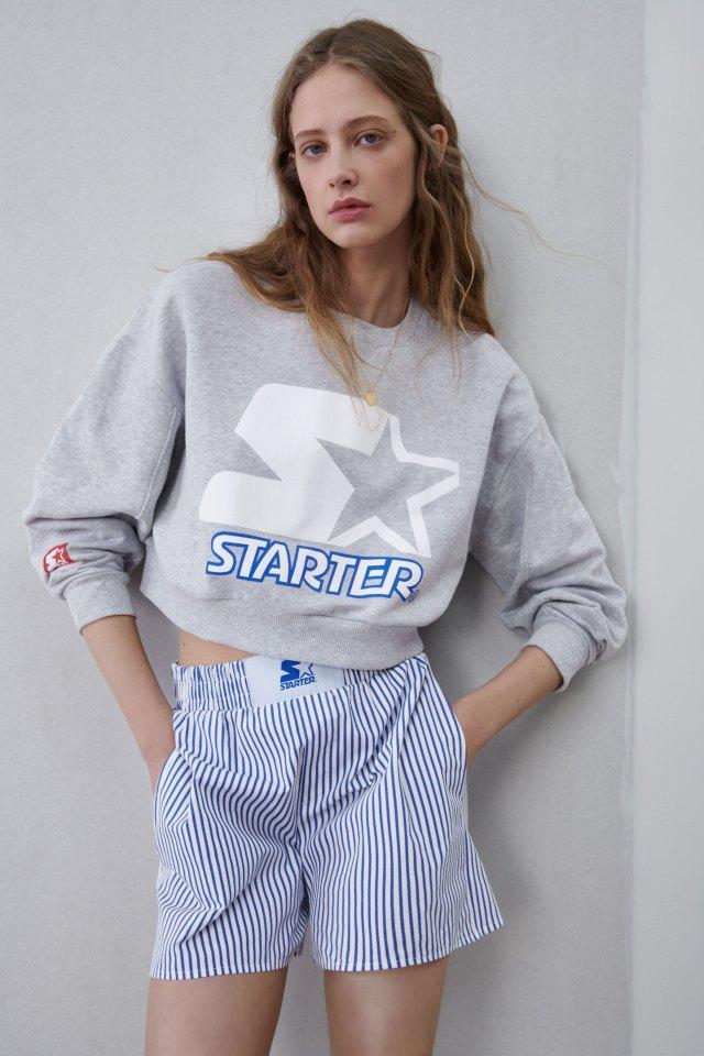Starter sweatshirt
