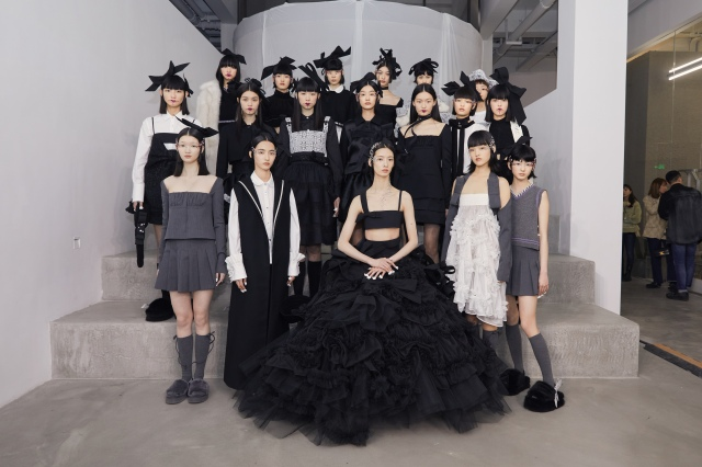 Marchen Fall 2021 collection finale