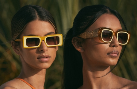 An image from Cult Gaia's Eyewear Launch