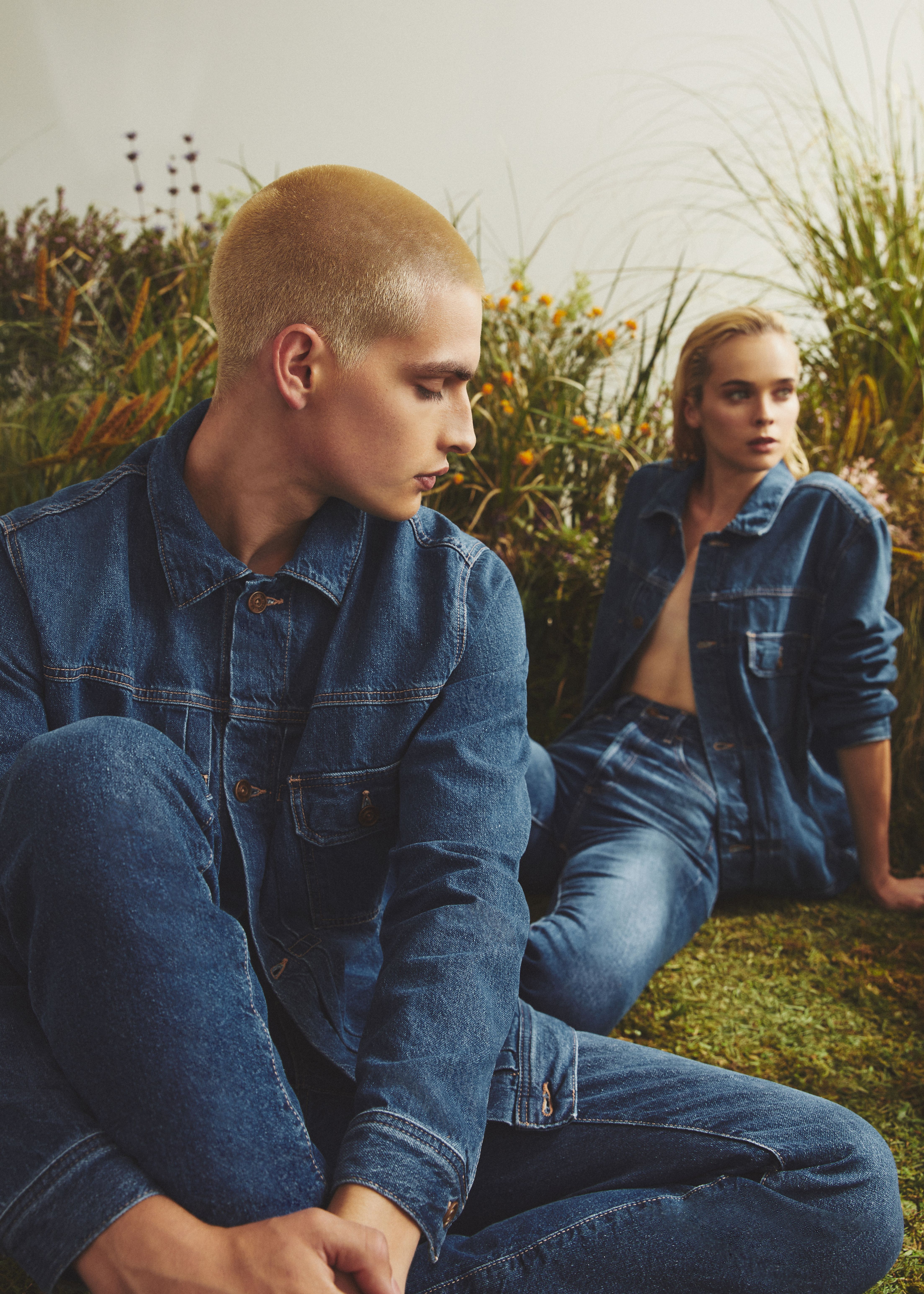 The Jean Of Tomorrow capsule from AG.