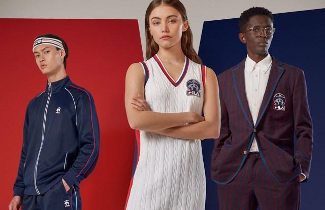 Brooks Brothers, Fila Team on Tennis, Streetwear Collab.jpg