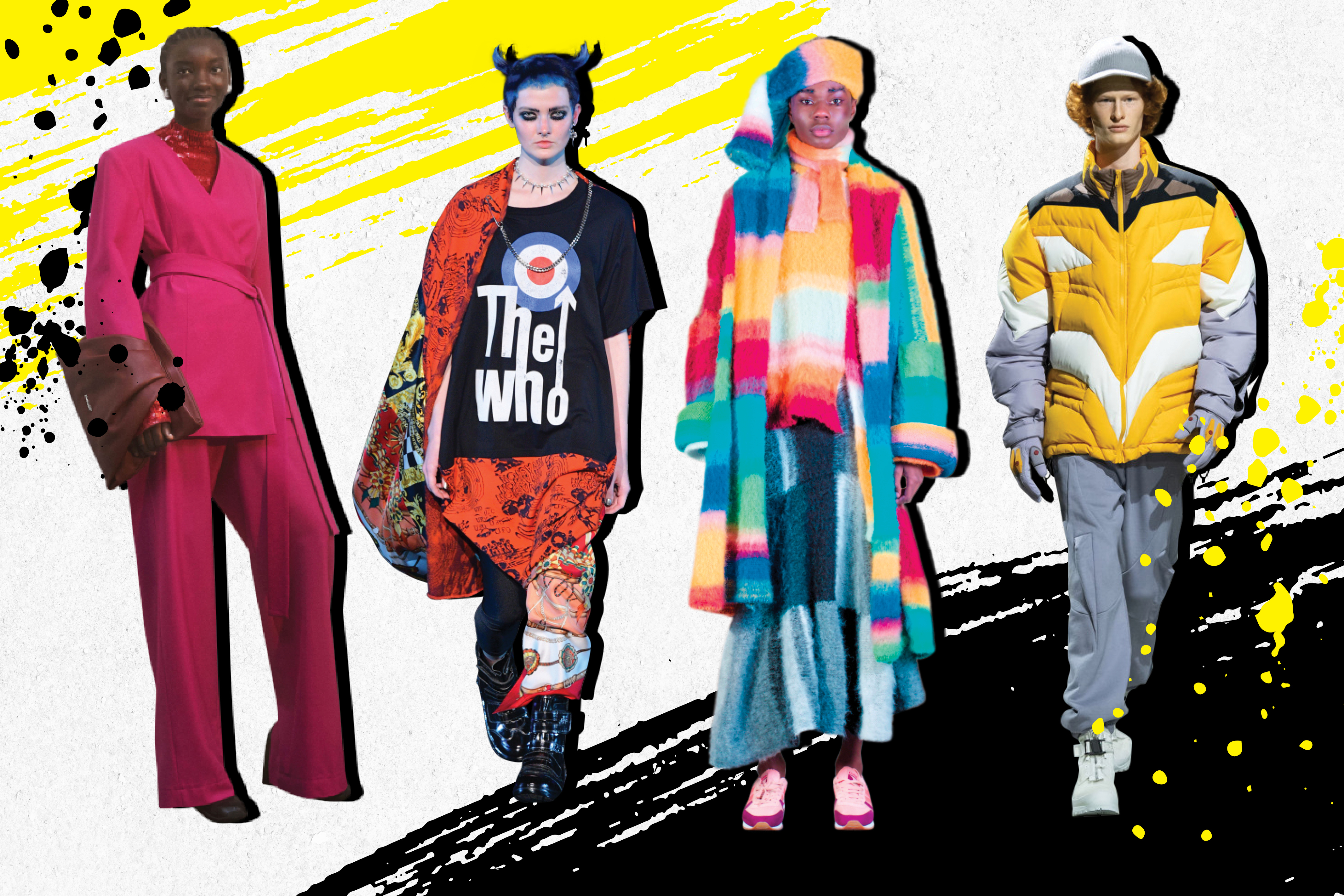 Top Trends from Tokyo Fashion Week Fall 2021
