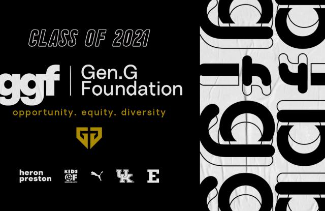 The Gen.G Foundation.