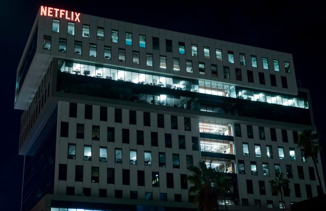 Netflix's L.A. headquarters