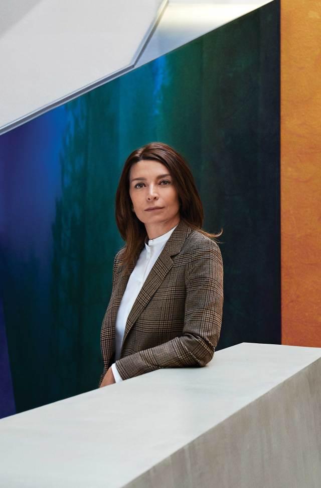 مدیر اجرایی Aspesi سیمونا کلمنزا