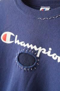 سویشرت Vintage Champion.