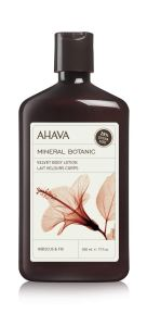 Ahava Hibiscus & Fig Mineral Botanic Cream Wash