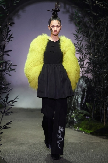 Angel Chen RTW Fall 2021