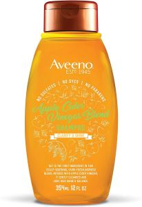 Aveeno Scalp Soothing Shampoo Apple Cider Vinegar Blend, Best Detox Shampoos