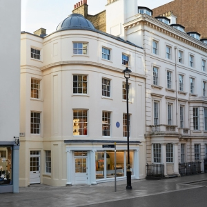 Browns Makes a New Home in London's Mayfair – WWD