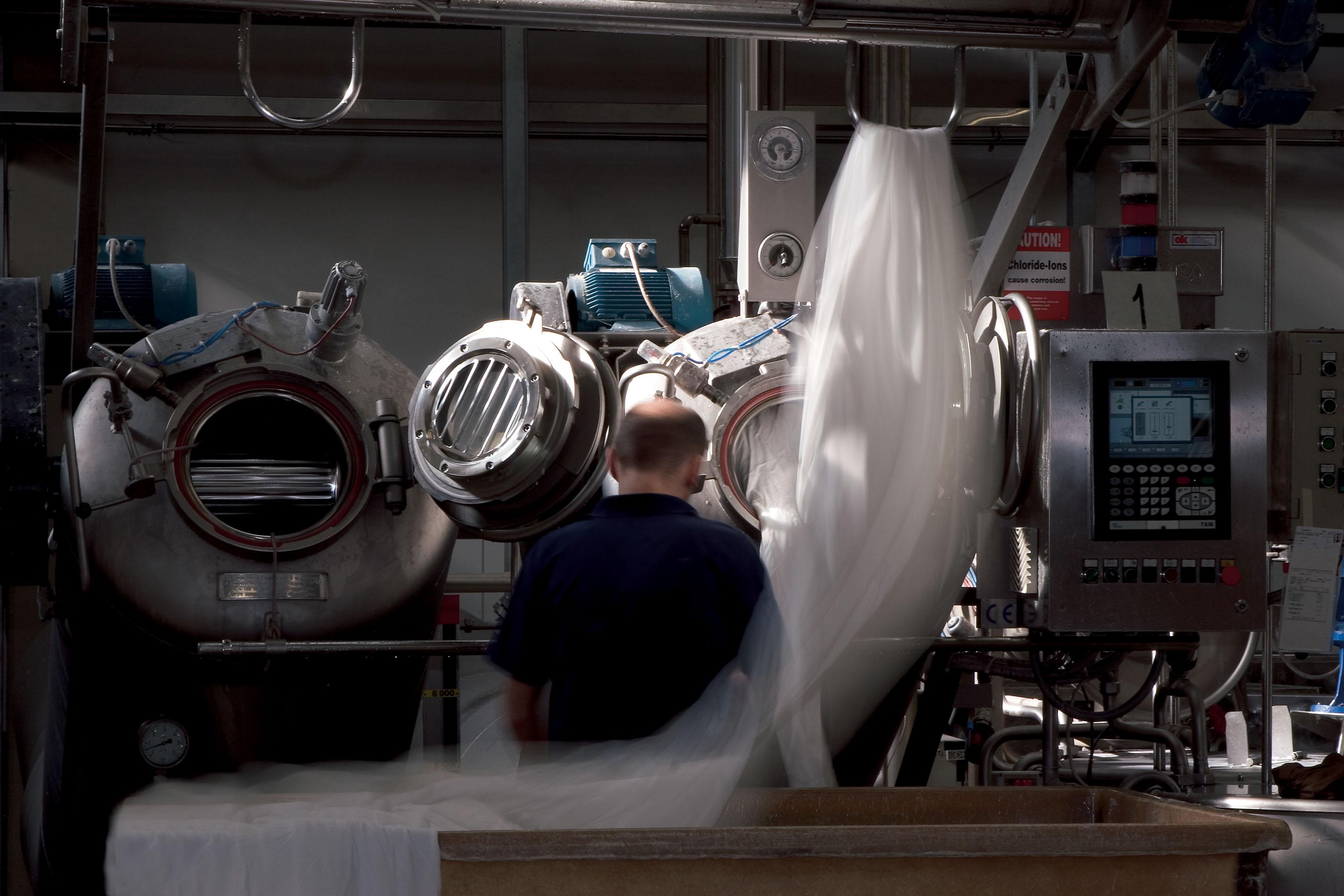 Beste cotton maker Prato, Italy.