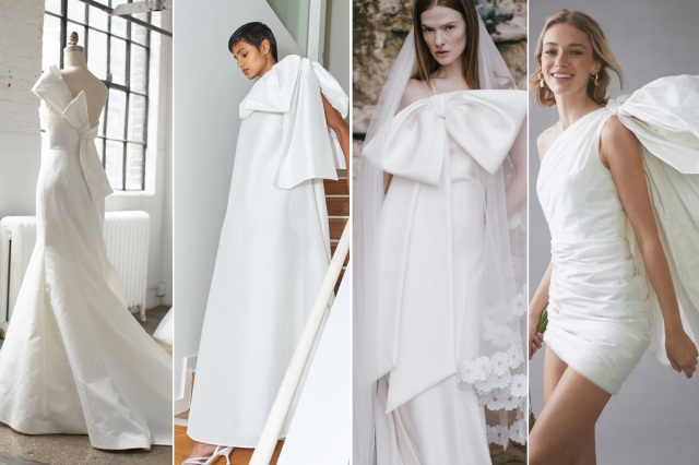 روند عروس: Amsale ، Bernadette x Matchesfashion ، Halfpenny London و Oscar de la Renta