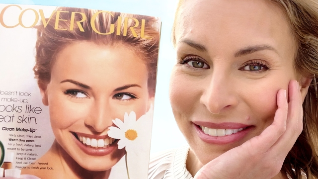 Niki Taylor Cover Girl