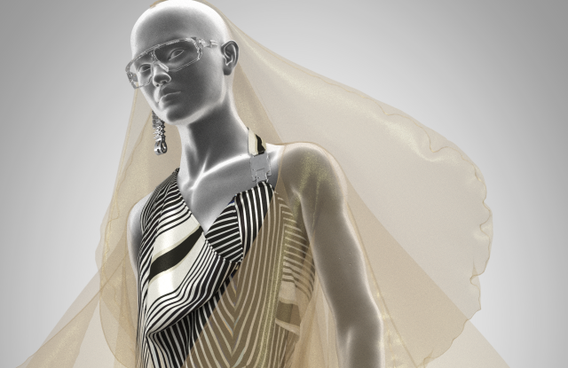 digital dress from the fabricant
