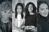Esi Eggleston Bracey, Emma Grede, Roseann Lynch and Rea Ann Silva