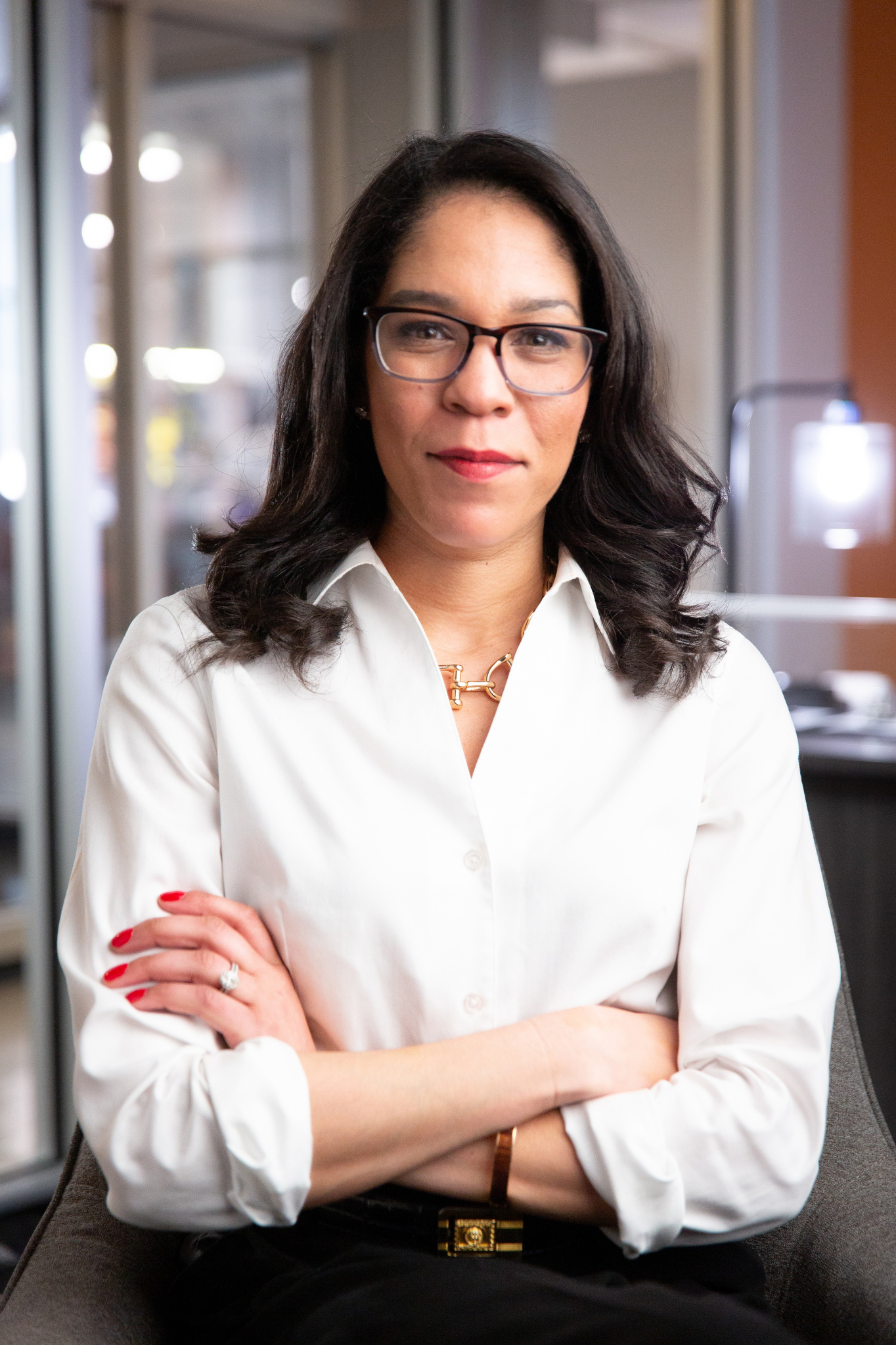 Ellington West of Sonavi Labs is a North America finalist for Cartier's 2021 Women's Initiative.