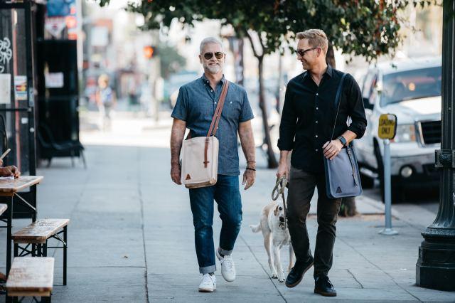 Paul Kradin and Steve Bauerfeind