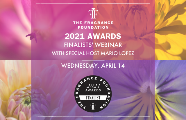 The Fragrance Foundation 2021 Awards Finalists