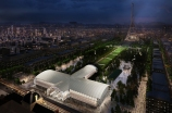 Temporary Grand Palais