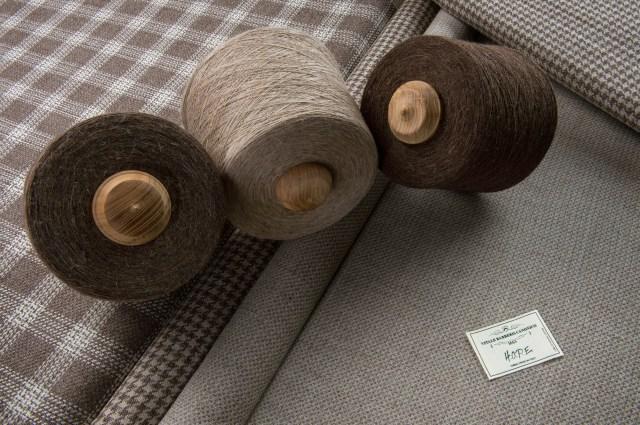 Vitale Barberis Canonico fabrics yarns