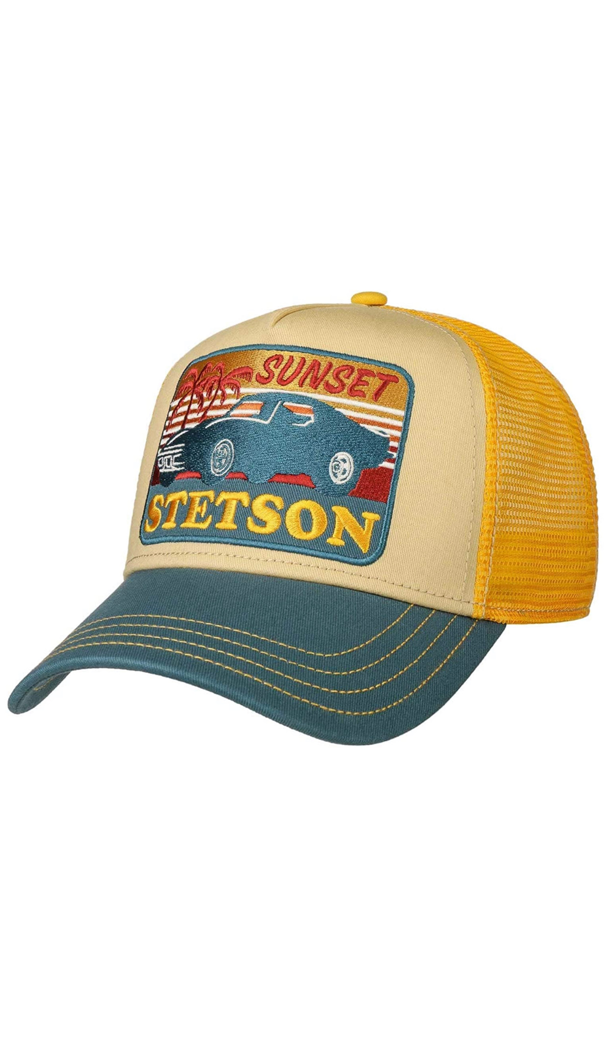 Stetson's Sunset Trucker.
