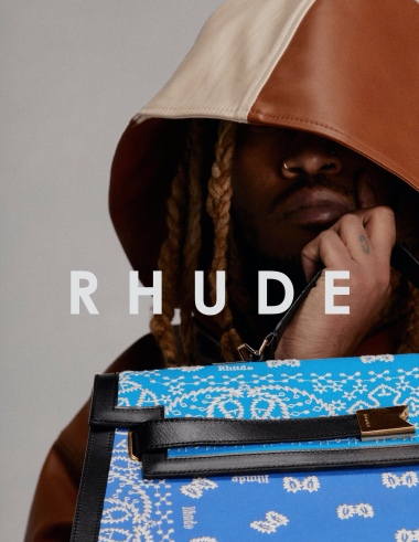 Future in the Rhude campaign