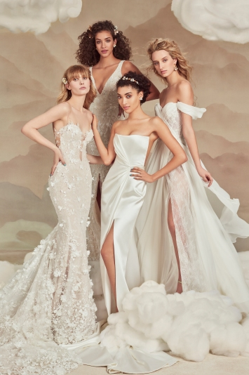 Ines Di Santo Bridal Spring 2022