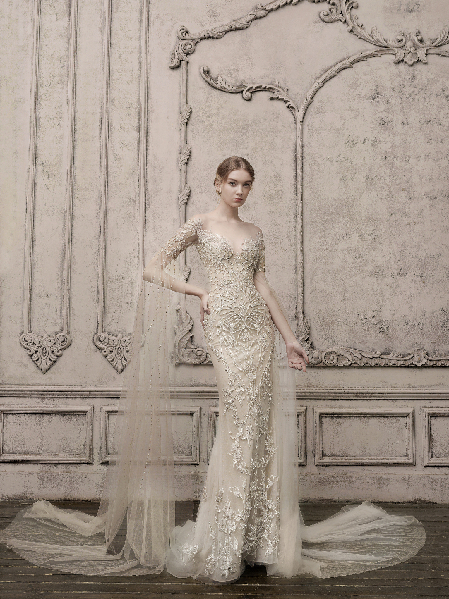 The Atelier Couture By Professor Jimmy Choo, Obe Bridal Spring 2022