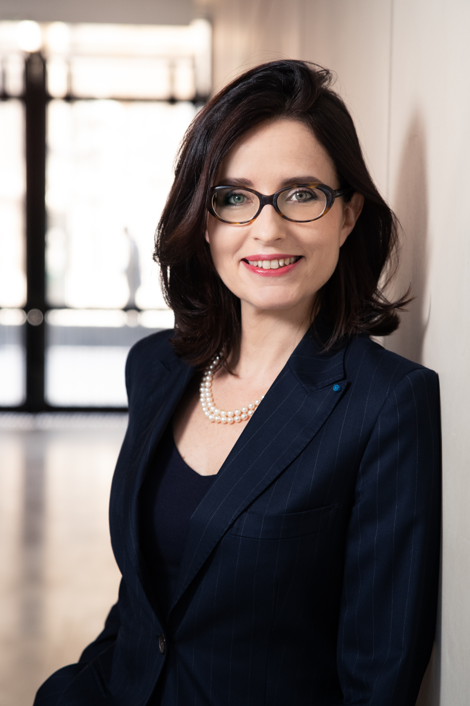 Hélène Valade of LVMH
