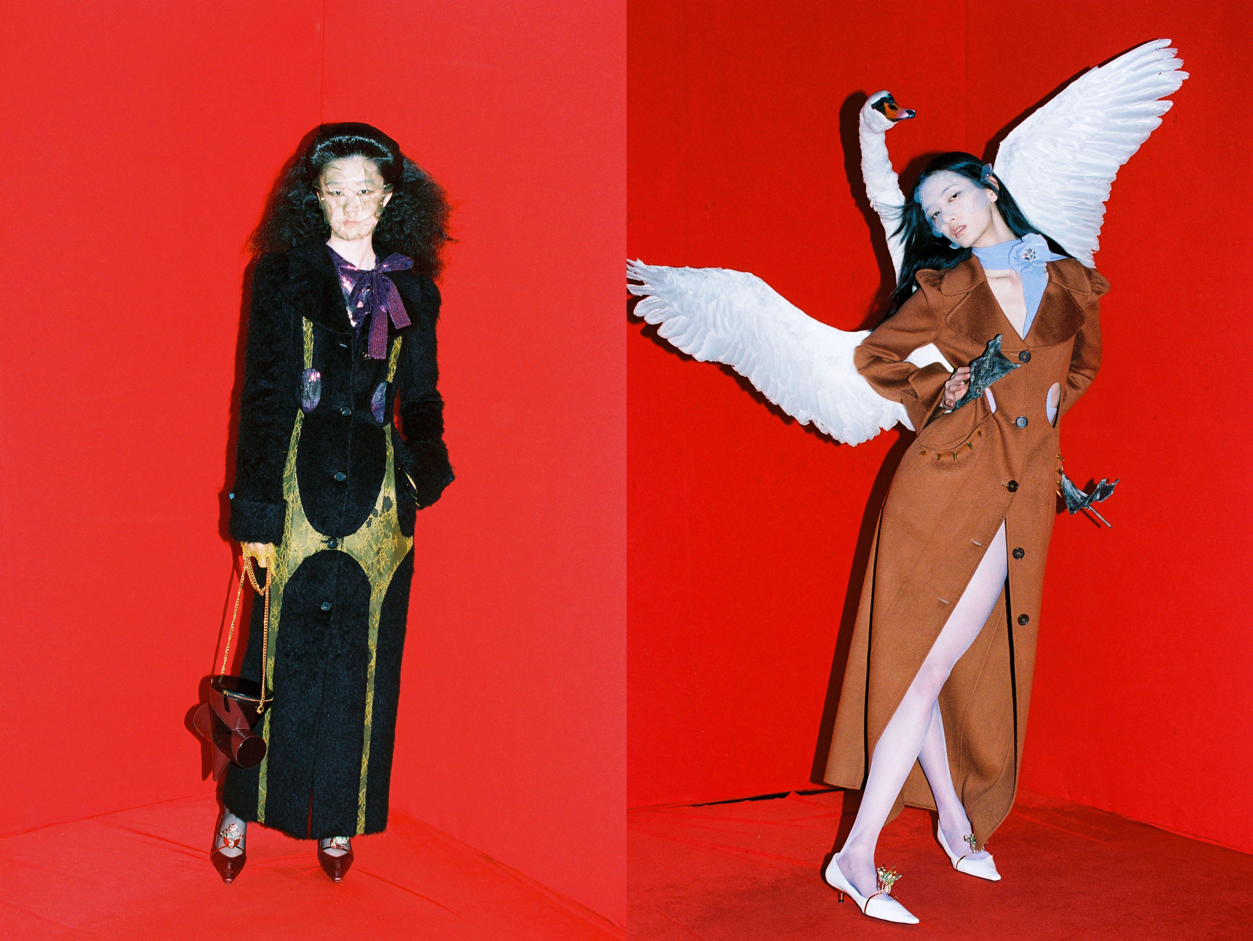 Highlights From Shanghai Fashion Week Fall 2021 – WWD