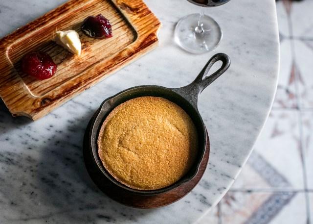 Maple buttermilk cornbread