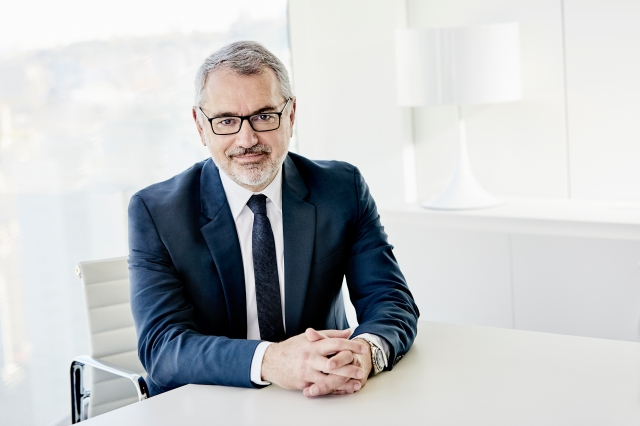 Marc Puig, chairman and chief executive officer of Puig