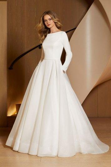Morilee by Madeline Gardner The Other White Dress Bridal Spring 2022