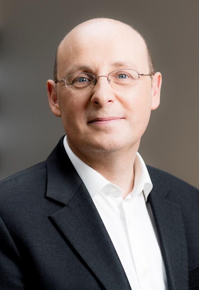 Guillame Motte - رئیس جمهور Sephora اروپا و خاورمیانه - 9 مارس 2017 - نولی / سن
