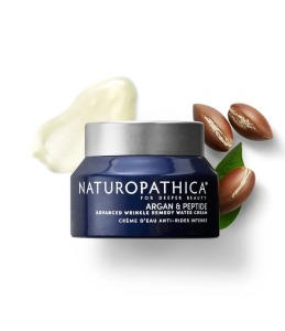Best Natural Anti-Aging Creams, Naturopathica Argan & Peptide Wrinkle Repair Cream
