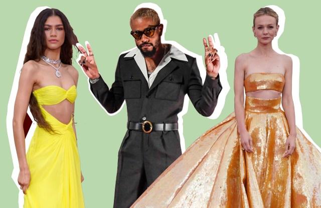 WWD Report Card: Oscars Red Carpet Winners