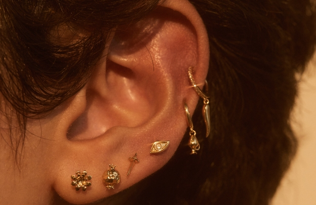 Pamela Love's piercing collection, now available at home.