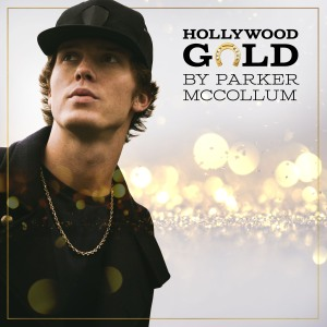 The cover of Parker McCollum's Hollywood Gold album.
