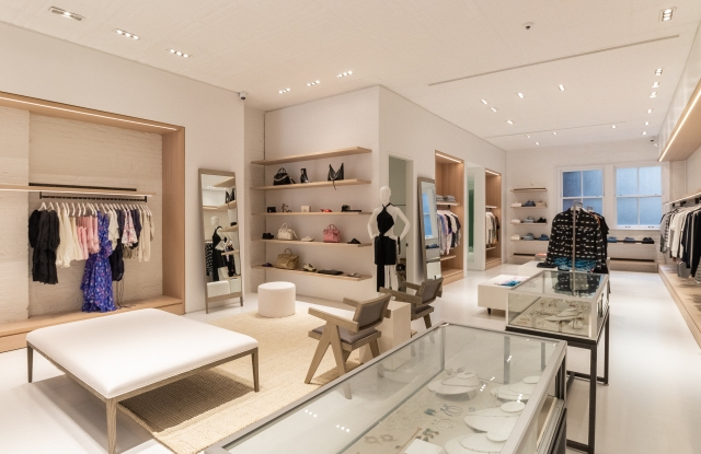 Two Minds, a designer store on Gansevoort Street in Manhattan, opened Wednesday.