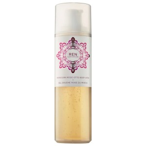 REN Moroccan Rose Otto Body Wash