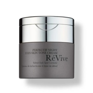 best vitamin a creams, RéVive Perfectif Night Retinol Dark Spot Corrector Even Skin Tone