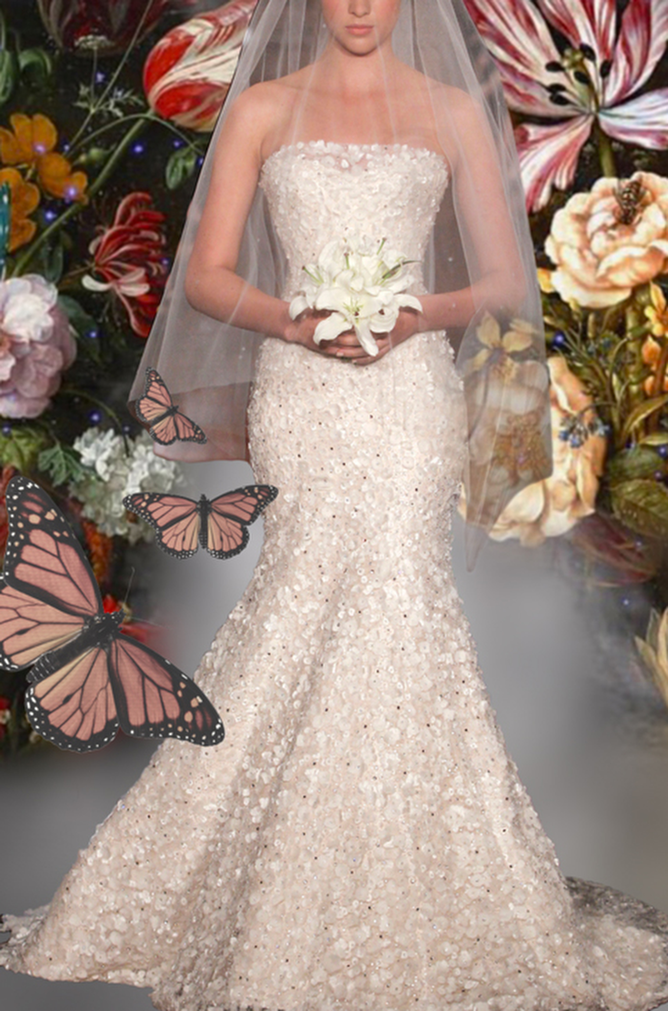 Romona Keveža Bridal Spring 2022