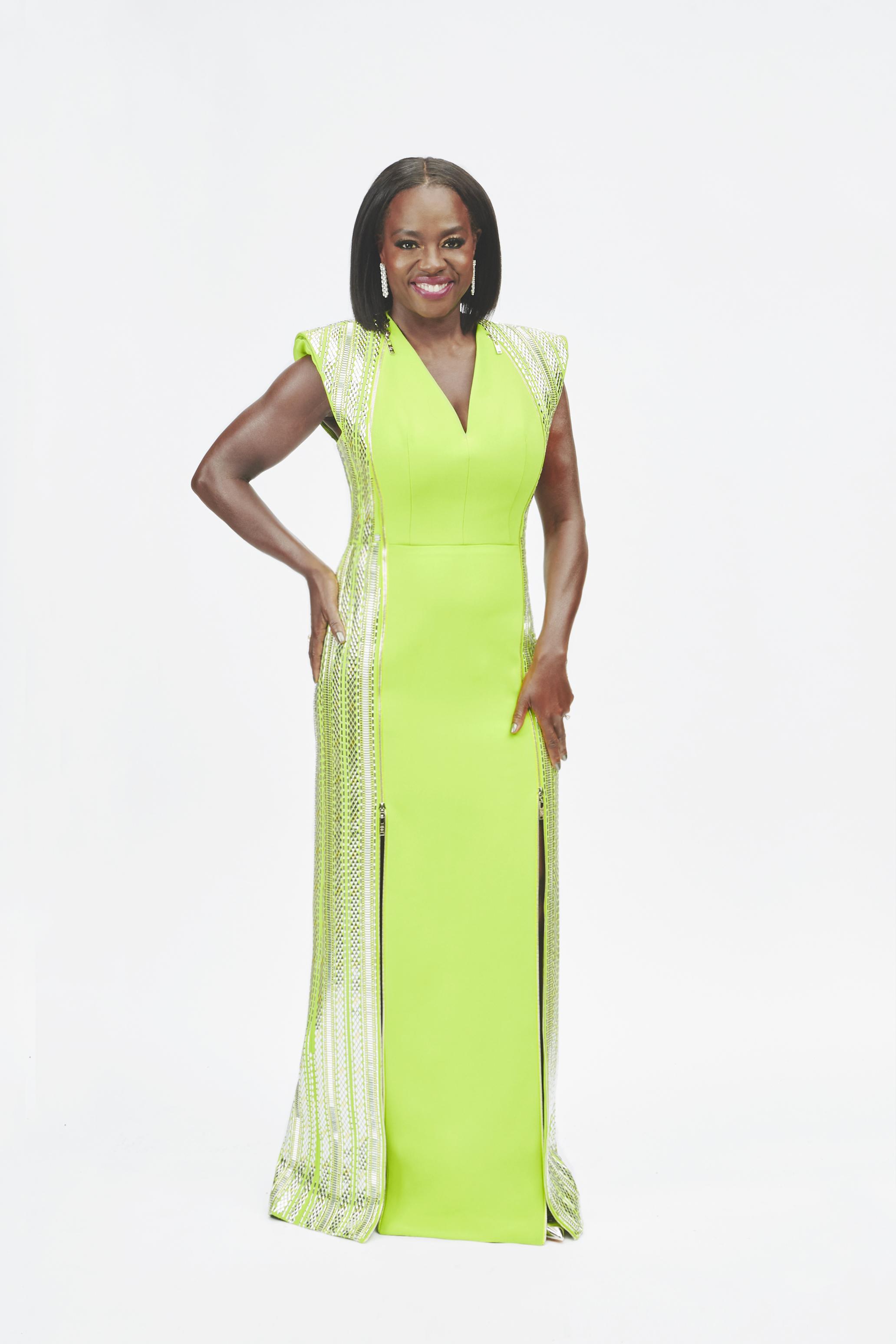 Viola Davis in Louis Vuitton